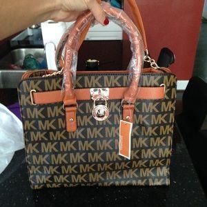 ysl bag sale uk - 52% off Body Central Handbags - Green Michael Kors look alike from ...