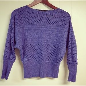 Tops - Beautiful lilac colored sweater