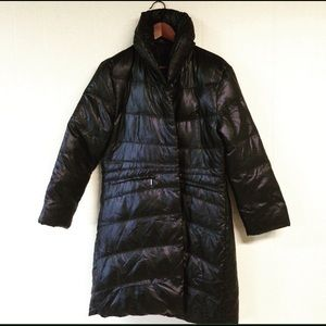 Jackets & Blazers - Lightweight long down jacket