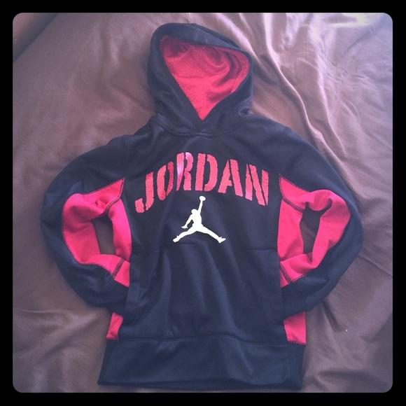 Jordan Shirts Tops Kids Hoodie Poshmark