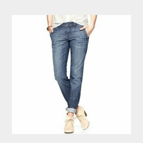 70% off GAP Denim - Gap boyfriend jeans from Lindseyu0026#39;s closet on Poshmark