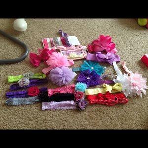 Accessories - Hair bows