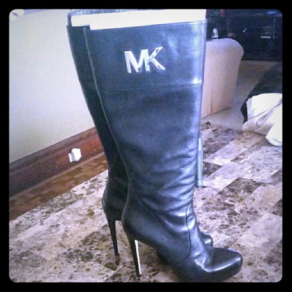 27da528cc3b Michael Kors Hayley Boots