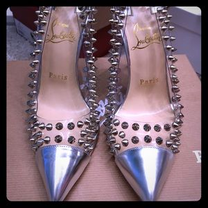 d79cbc3e48f8 christian louboutin men s shoes - 39% off Christian Louboutin Shoes - Louboutin  SPIKE ME 100