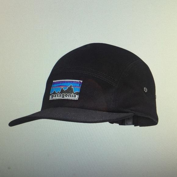 d2b87559efb Patagonia retro fitz Roy label tradesmith cap. M 564254c913302a719602f13e