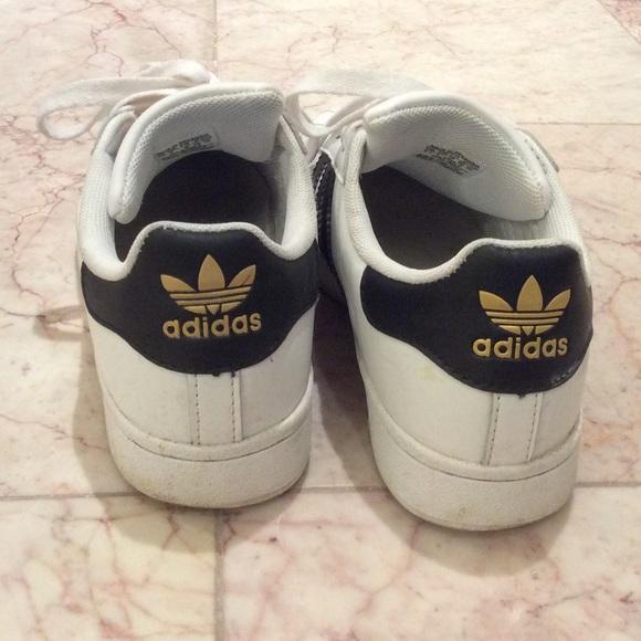 Menns Adidas Superstar Størrelse 10 LnYov8