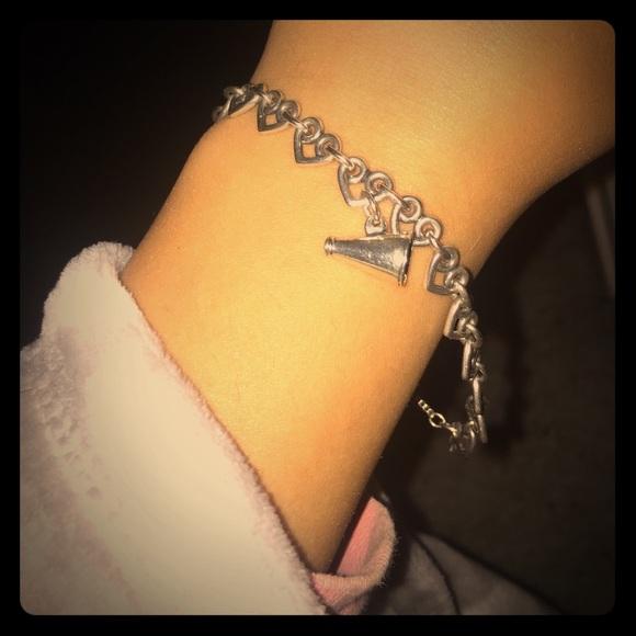 062bf673e51cd James Avery heart link charm bracelet