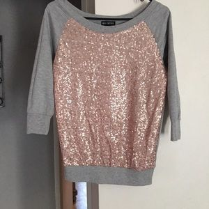 Sweaters - Gorg bling tunic sweater from Macy's