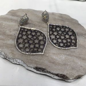 Jewelry - Moroccan Inspired Statement Earrings
