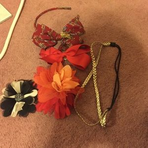 Super cute hair accessories