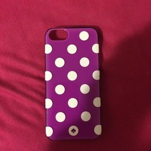 Kate Spade IPhone 5 5S Case
