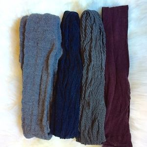 Accessories - 4 Pairs Of Tights