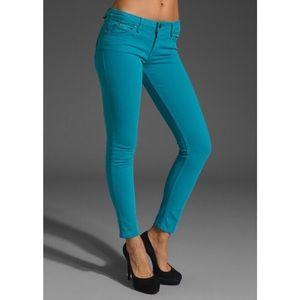 90% off Sanctuary Denim - Sanctuary Zipper Detail Skinny Jeans ...