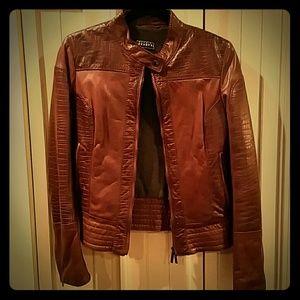 2c375898dd8 Fratelli Rossetti Jackets & Coats - Beautiful Fratelli Rossetti Leather  Jacket