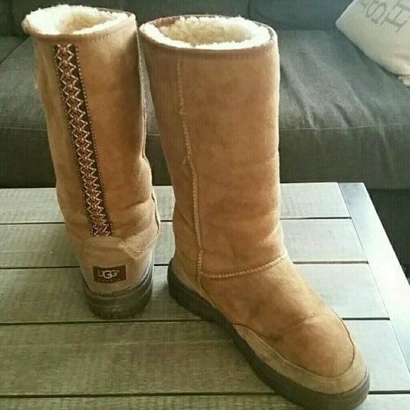 aztec ugg boots