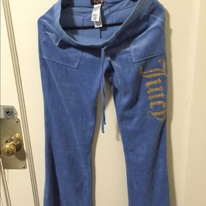 Juicy Conture Blue Tracksuit