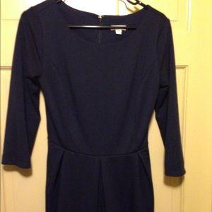 Navy Medium sized Merona dress