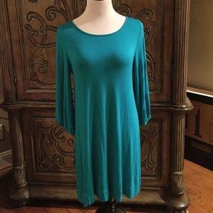 Beautiful Aqua Blue Dress