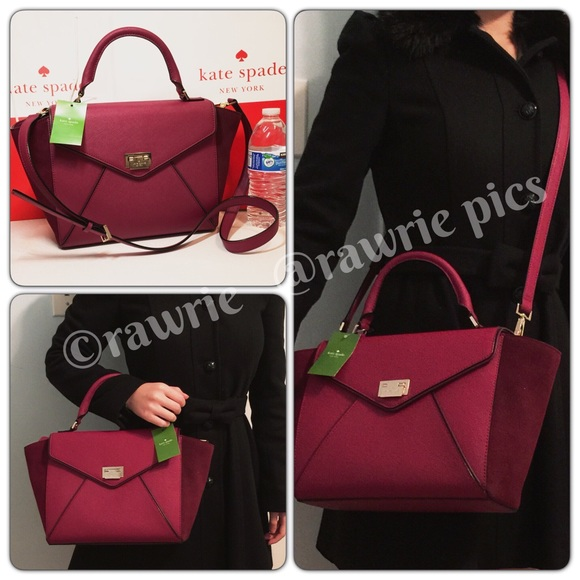 Red Handbags On Sale