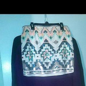 Express skirt