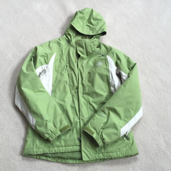 the north face jackets coats womens north face hyvent ski jacket rh poshmark com