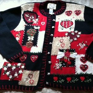 Heirloom Collectibles Sweaters - Valentine Day Sweater