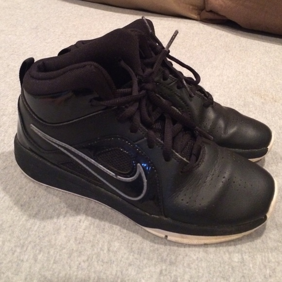 Nike Shoes | Boys High Tops Size 25