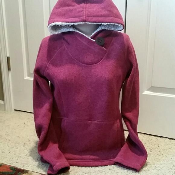 80% off Koppen Jackets &amp Blazers - KOPPEN pull over thick fleece