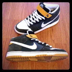 Nike Sb Dunk Mid Størrelse 14 B3nvC6A1Y