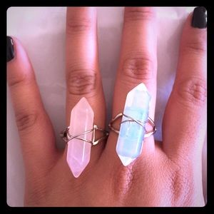 Boutique Jewelry - 🆕Clear stone ring