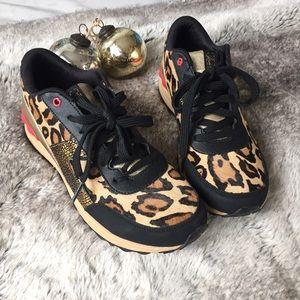 3f95d29f1753 Sam Edelman Shoes - Sam Edelman Dax Leopard Sneaker