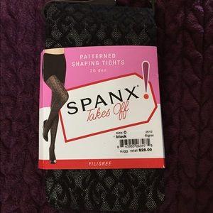 NWT Spanx Stockings size C.