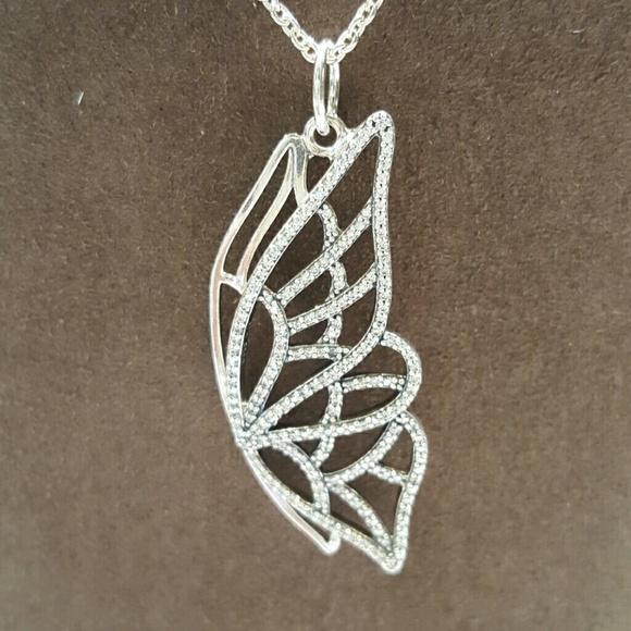 4772b95081d99 Pandora New Beginning Necklace