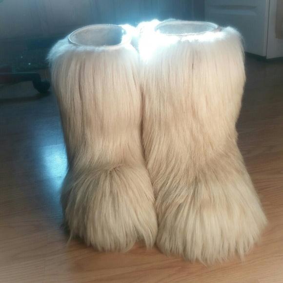 Tecnica Shoes Goat Hair Boots Poshmark