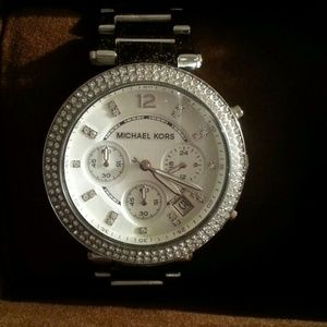 Michael Kors womans watch