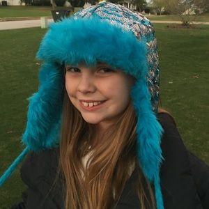 Justice Accessories - Girls Justice winter hat! e0c5843a4f4