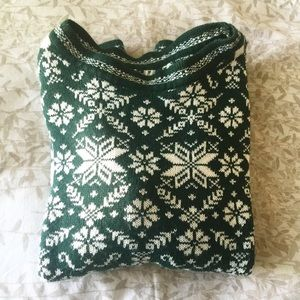 Holiday Sweater-green