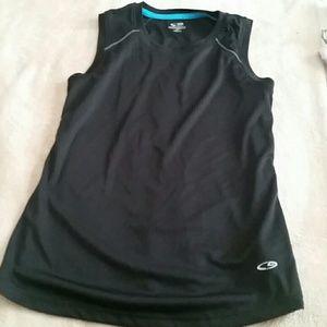 Champion workout sleeveless t shirt