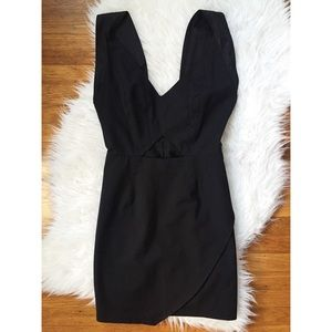 Finders Keepers Dresses & Skirts - Black cut-out dress