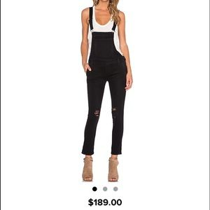 "Black Orchid Denim - Black Orchid ""the skinny"" overall"