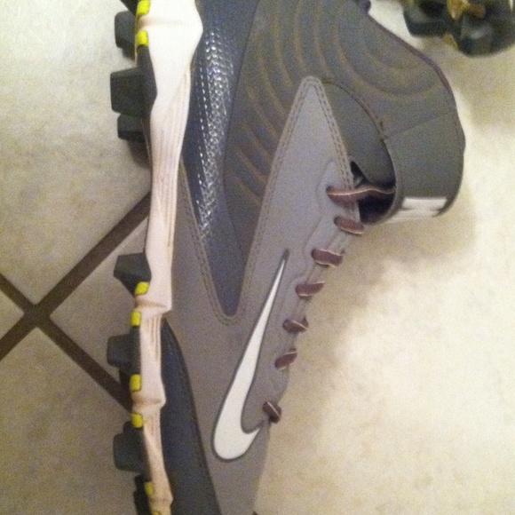 Nike Fast Flex Baseball Cleats Size 7