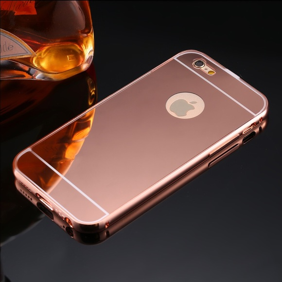 Rose Gold Aluminum Case IPhone 6 Plus 6s