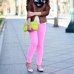 BDG Denim - BDG urban outfitters neon pink colored denim jeans