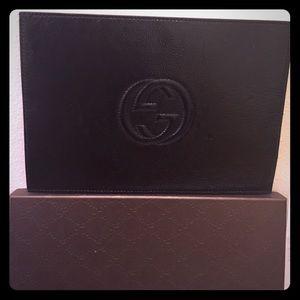 Gucci Soho Envelope Clutch! Brand New in box.