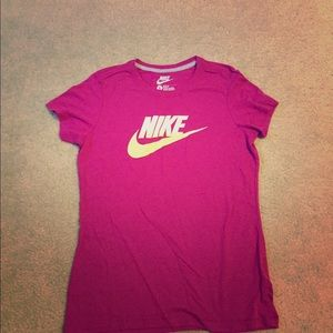 Nike work out too