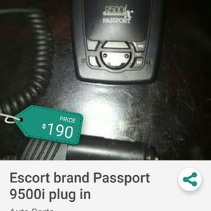 Used, Passporr i9500 for sale