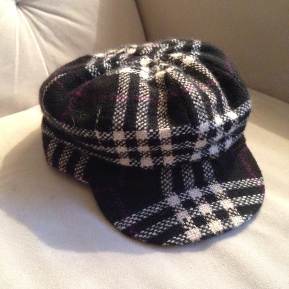 Burberry Accessories - Burberry Plaid Hat c991911e4a6