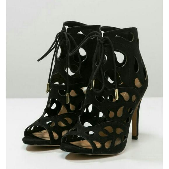 ALDO LAYCEY - High heels - black WbsWiuGz