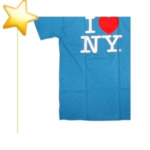 GOLD STAR SALE‼️I Love NY T-Shirt. S