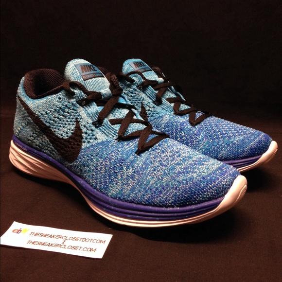8410e7ffff7 Women s Nike Flyknit Lunar3 US size 7.5